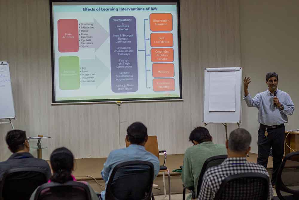 Advanced training on negotiation skills